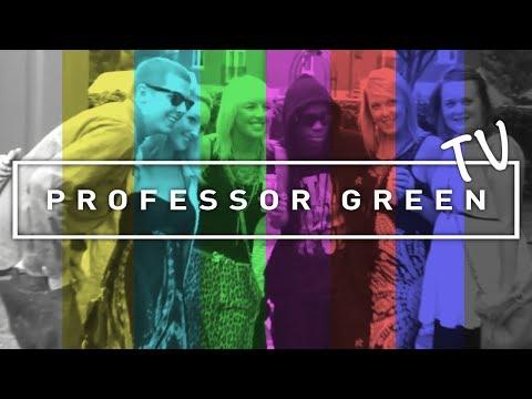 Professor Green - PGTV - Sheffield Tramlines Festival