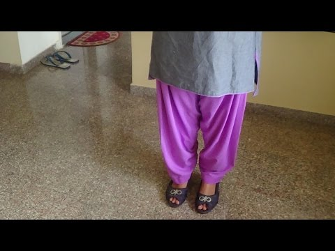 Video How To Cut and Stitch Patiala Salwar (step by step) download in MP3, 3GP, MP4, WEBM, AVI, FLV January 2017