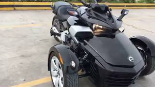 10. Can-Am Spyder F3 2015 for sale