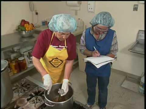 Making It Safe: Ein HACCP Lebensmittelsicherheit Programm für kleine Food Processors im Südwesten