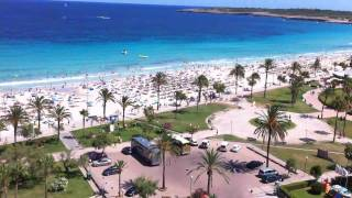 Cala Millor Spain  city photos gallery : CALA MILLOR BEACH - MALLORCA, SPAIN. THE BEST VIEW Sentido Castell de Mar Hotel