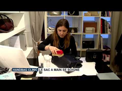 Handbag Clinic: taking care of handbags