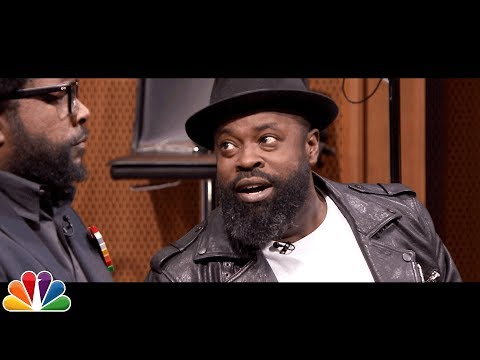 The Roots Reenact The Bachelorette's