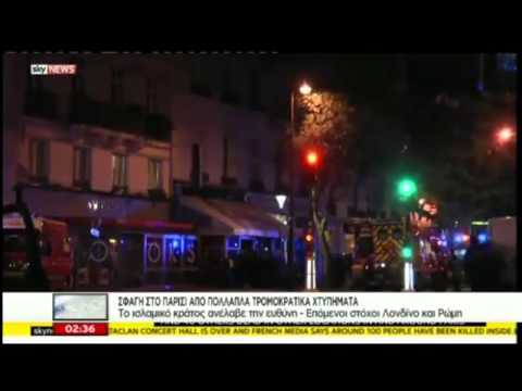Paris terror Attack 4