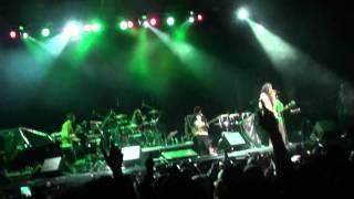 Zona Ganja Apertura Con Irie Concierto Damian Marley  C:R 15 Nov 2011