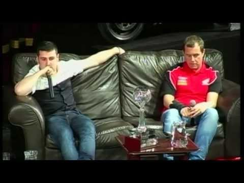 Launch - Gethin Jones, Steve Parrish and James Whitham host the 2014 Isle of Man TT Launch. Guests include John McGuinness, Michael Dunlop, Ian Hutchinson and Tim Ree...