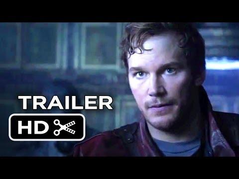 Guardians of the Galaxy Official Trailer #1 (2014) - Chris Pratt, Marvel Movie HD