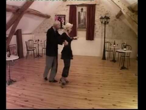 Tango Argentin dansé - Roger Chenault & Chantal Salviac