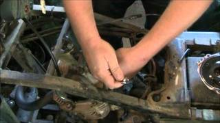4. How to adjust the valves on a Yamaha Bear Tracker 250