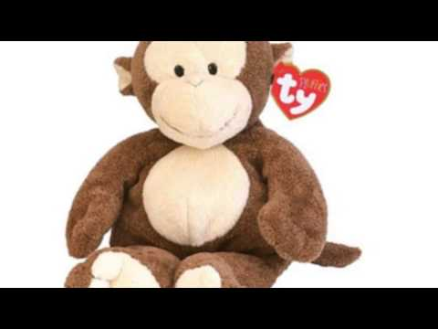 Video Cool product video released online for the Pluffies Dangles Monkey
