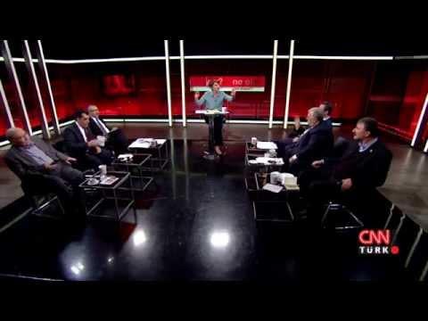 CNN Türk'te Alper Taş ile Abdülkadir Selvi gerilimi