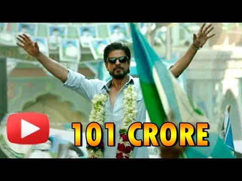 Shahrukh Khan's RAEES Sued For Rs 101 Crore