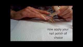 Very Long Nails - Polish Change *_*