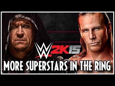 ring - Is this something YOU would like to see incorporated into WWE 2K15? Let me know! Check out my new Universe Mode episode - WWE 2K14 Universe Mode: Smackdown - Next Stop, Judgment Day: https://www.yo...