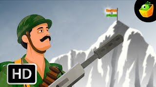 Namadu Kodi - Happy Independence Day - Children Tamil Nursery Rhymes Chellame Chellam Volume 4