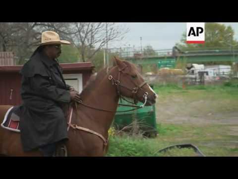 Decades old Federation of Black Cowboys under threat