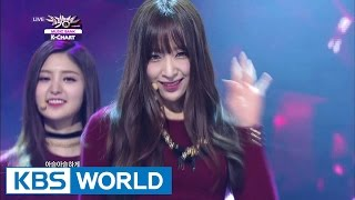 Video EXID - Up&Down (위아래) [Music Bank K-Chart #1 / 2015.01.02] download in MP3, 3GP, MP4, WEBM, AVI, FLV January 2017