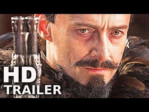 PAN - Trailer German Deutsch (2015)