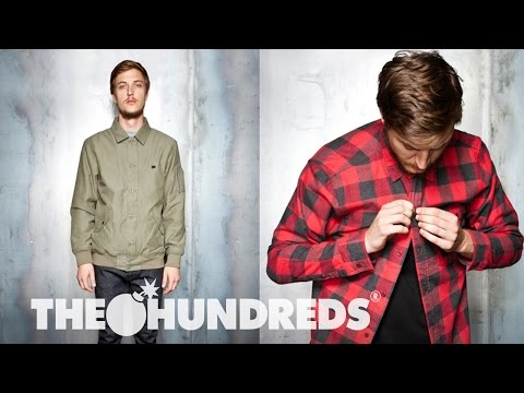 0 The Hundreds Public Label   Fall/Winter 2012 Collection Lookbook
