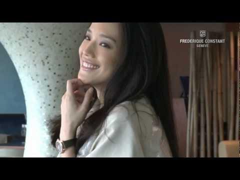 ซูฉี - เบื้องหลังการถ่ายทำภาพประชาสัมพันธ์ชุดใหม่ของซูฉี กับนาฬิกา Frederique Constant คอลเลคชั่น Amour...