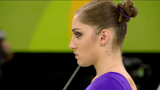 Aliya Mustafina (RUS) Rio 2016 - UB - Individual All-Around Final