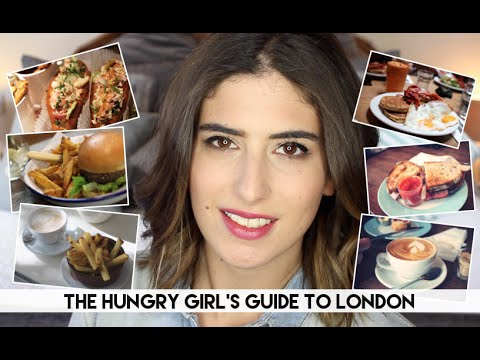 A Hungry Girl's Guide to London | Lily Pebbles