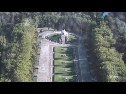 Das sowjetische Ehrenmal in Berlin Treptower Park