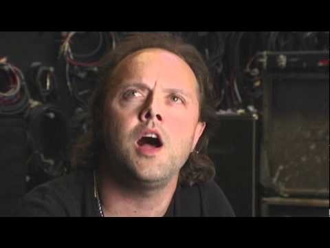 anvil - Can't believe no one has ever posted this...full 30 minute unedited interview with Lars Ulrich, in which he gives a rambling and sometimes disjointed testame...