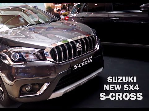 First Impression Suzuki New SX4 S Cross, Ternyata Begini