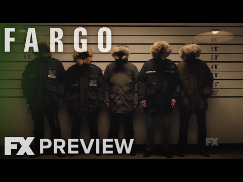Fargo Season 3 Teaser 'Police Line Up'
