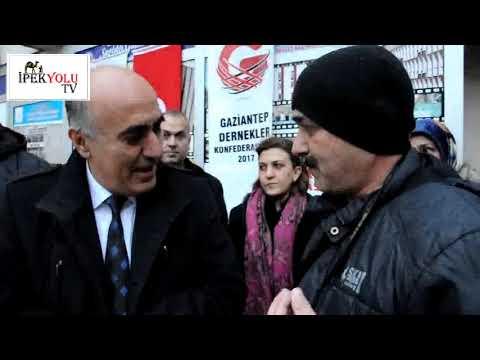 Gaziantep dernekler konfederasyonu 3. çorba dağıtımını 25 Aralık devlet hastanesinde gerçekleştirdi.