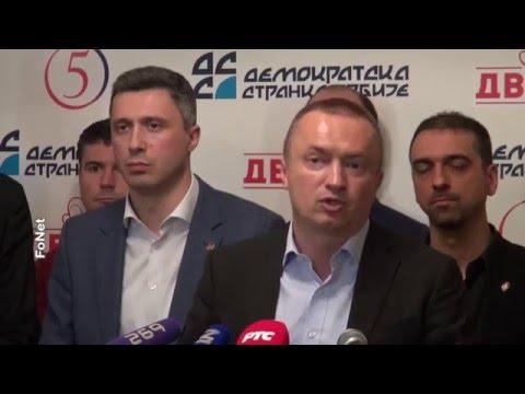 Пајтић: Бранимо свачије право и свачији глас, сутра протест испред РИК-а