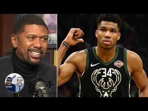 Video: Jalen Rose loves how Giannis Antetokounmpo handles himself around NBA superstars l Jalen & Jacoby