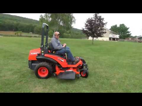 2014 Kubota ZD326 Zero Turn Lawn Mower 60
