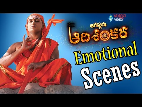 Jagadguru Adi Shankara Emotional Scenes - Telugu Sentimental And Emotional Scenes - 2016