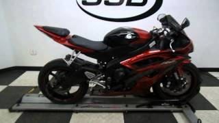 10. 2011 Yamaha YZF-R6 Red Raven - used motorcycle for sale - Eden Prairie, MN