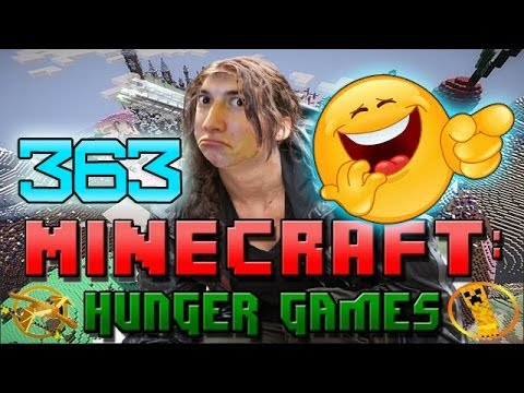Minecraft: Hunger Games w/Mitch! Game 363 – MOST FUNNY GAME EVER!