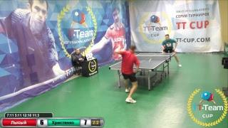 Рубанов М. vs Токарь В.