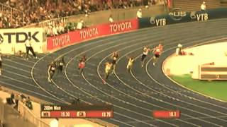 Sprinting - Tribute / Motivation