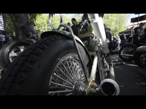 10th Harley-Davidson Euro Festival 2016 – Custom Bike Show