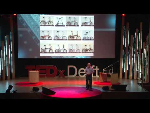 Bicycle - An assistant professor in theoretical and applied mechanics who is into bicyles : Meet TEDx Delft -- 2012 performer, Arend Schwab from Delft University of Te...