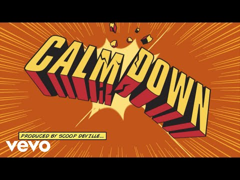 Calm Down Lyric Video [Feat. Eminem]