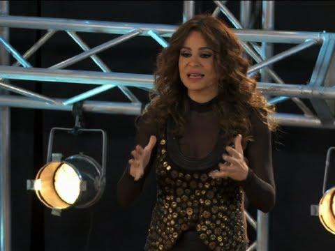 كلمة كارول لفريقها في المعسكر المغلق - The X Factor 2013