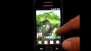 Village LITE Live Wallpaper YouTube video