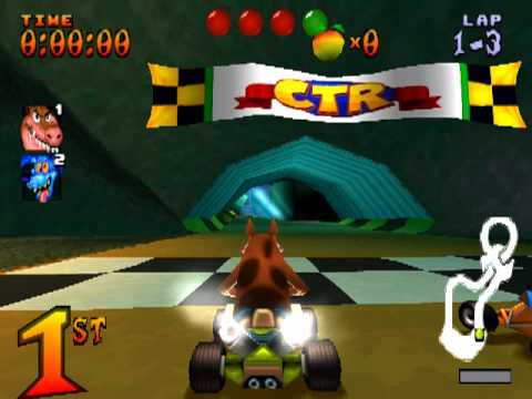 crash tag team racing playstation 3