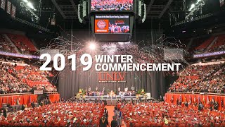 Winter Commencement Preview (2019)