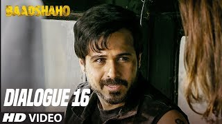 We present to you 16th dialogue promo of Baadshaho featuring Ajay Devgn, Emraan Hashmi, Esha Gupta, Ileana D'Cruz Vidyut Jammwal and Sanjay Mishra in the lead roles. Gulshan Kumar presents a T-Series production in association with Vertex Motion Pictures Pvt Ltd. Produced by Bhushan Kumar, Krishan Kumar and Milan Luthria, Baadshaho the upcoming Indian action thriller film is written by Rajat Arora, directed by Milan Luthria and is scheduled for a worldwide release on September 1, 2017.___Enjoy & stay connected with us!► Subscribe to T-Series: http://bit.ly/TSeriesYouTube► Like us on Facebook: https://www.facebook.com/tseriesmusic► Follow us on Twitter: https://twitter.com/tseries► Follow us on Instagram: http://bit.ly/InstagramTseries