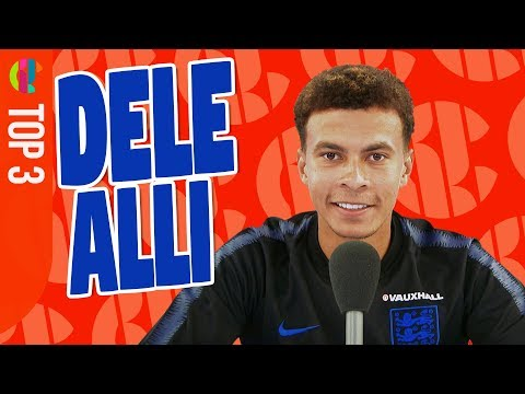 Dele Alli | His Top 3 Messiest Teammates!