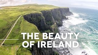 In middle of the year we made a Honeymoon Road Trip through Ireland and Northern Ireland. On our journey we made this exciting Drone Flight through the ...