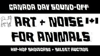 ART n NOISE FOR ANIMALS - Cannabis Day Sound Off by Pot TV